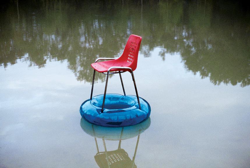 Ludovic chemarin principes de r alit chap 2 espace - Chaise art contemporain ...